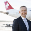 Thomas Klühr, CEO of Swiss International Air Lines. Photo: Swiss