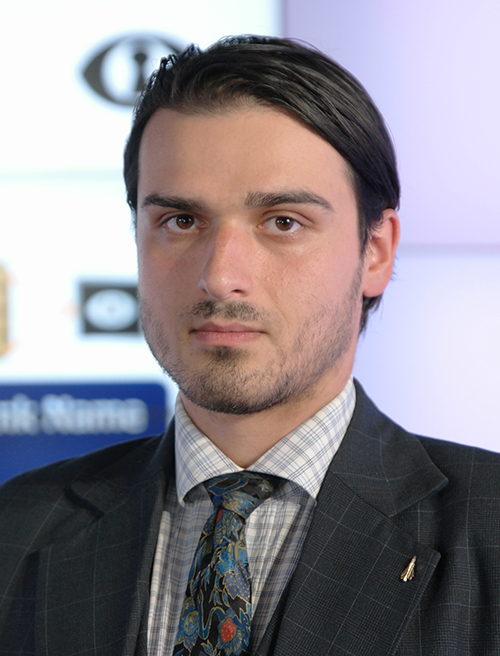 Angel Versetti, CEO of Ambrosus, the world's first blockchain ecosystem for supply chains and global trade.