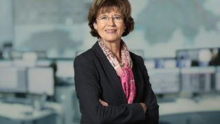 Doris Russi Schurter, President of the VSUD Association of Swiss Companies in Germany. Photo: Stephan Knecht