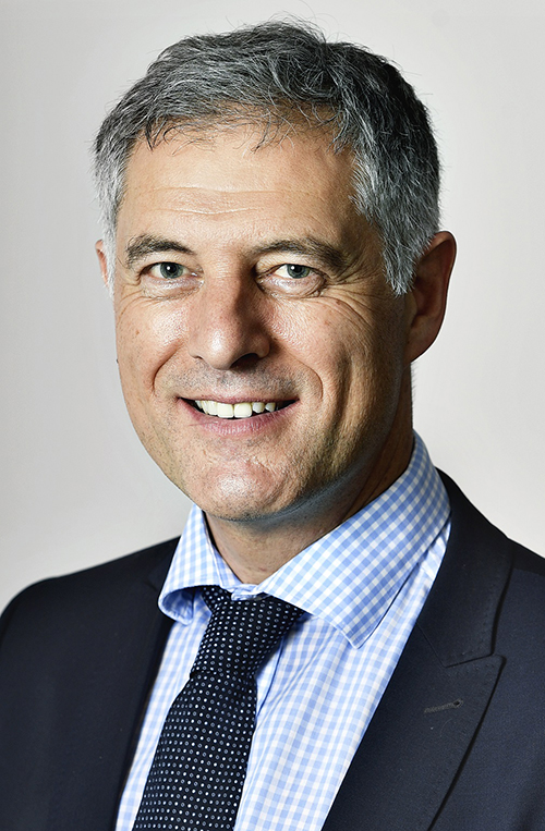 Peter Biedermann, Head of Swiss Medtech. Photo: Peter Mosimann