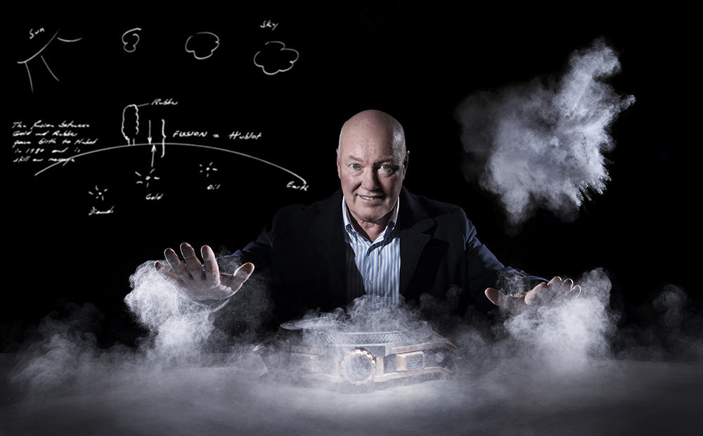 Jean-Claude Biver, Chairman of Hublot and Zenith. Photo: Fred Merz / Rezo.ch